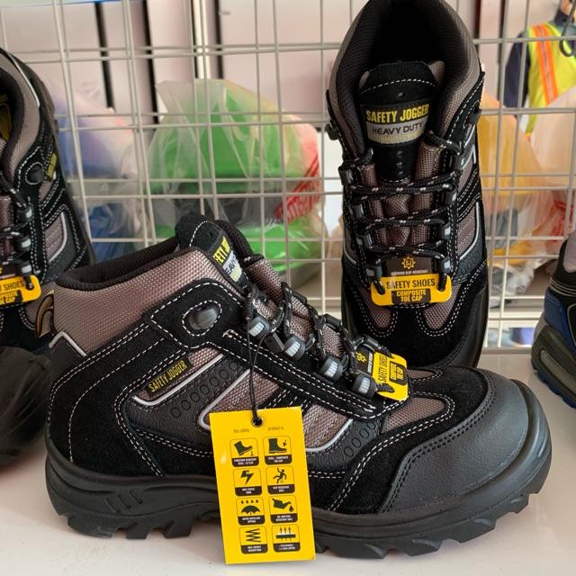 Giày bảo hộ thể thao Safety Jogger CLIMBER