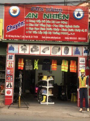 cửa hàng bảo hộ lao động An Nhiên Safety