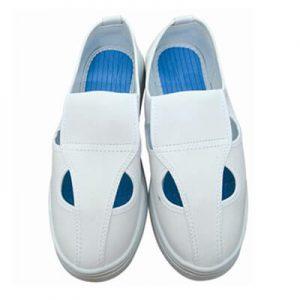 Giày phòng sạch tĩnh điện ( ESD) 4 lỗ.