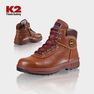 Giày Bảo Hộ K2-14 Nhập Khẩu Hàn Quốc Chính Hãng